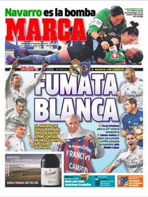 Periodico Marca